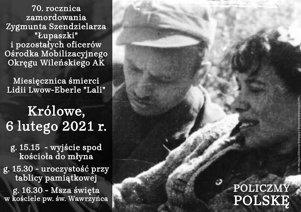 plakat policzmy Polske